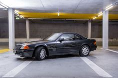 Mercedes-Benz 500 SL R129 1992