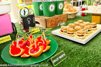 Loosh Creations: Inspiration - Cricket Themed Kids' Party