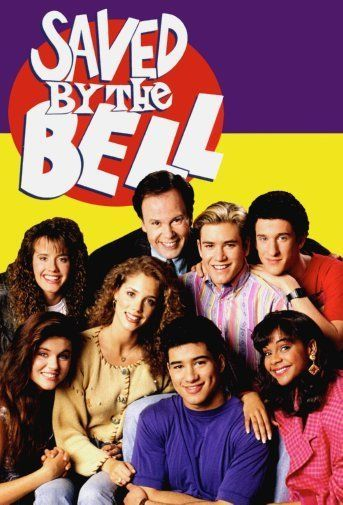 """Saved By The Bell Poster #01 24x36"""""""