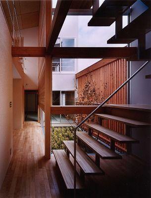 階段の風景