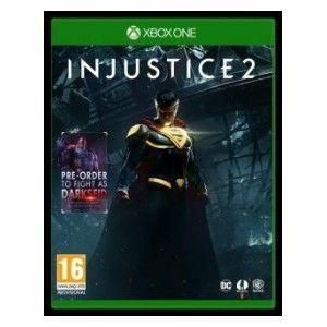 Gra Injustice 2 (XBOX ONE)