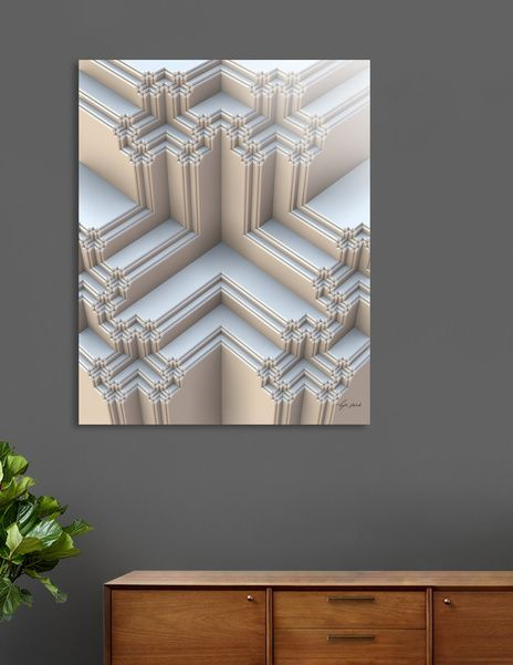 Discover «Clean», Limited Edition Acrylic Glass Print by Lyle Hatch - From $99 - Curioos