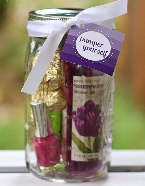 Pamper Yourself With A Bath and Body Works Mason Jar Gift Set on Etsy, $25.00