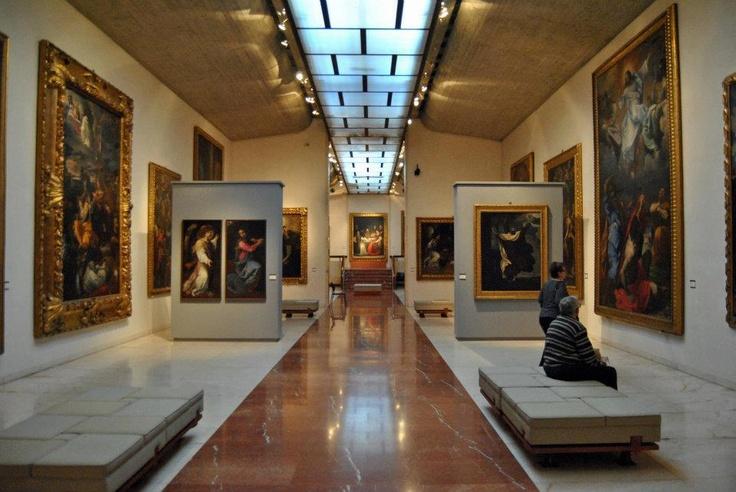 Pinacoteca Nazionale di Bologna Via Belle Arti 56, 40126, Bologna.