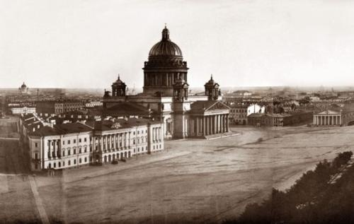 Russia. Saint Petersburg. 1861