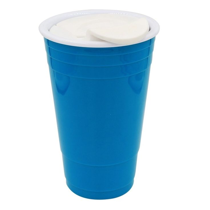 Disposable Colorful Plastic Coffee Cups with Lid, High Quality Cold Drink Cups with Lid,Plastic cups.