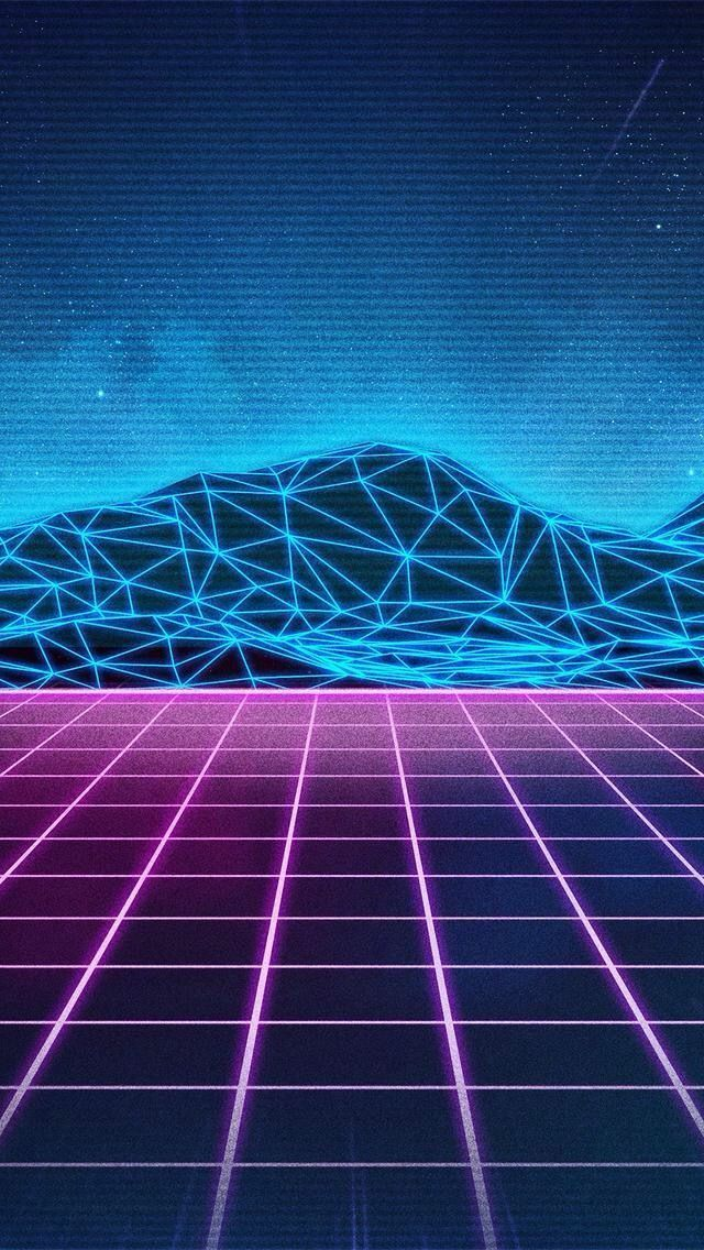 Future Synth Synthwave Wallpaper Vaporwave Wallpaper Vaporwave Iphone Wallpaper Sky