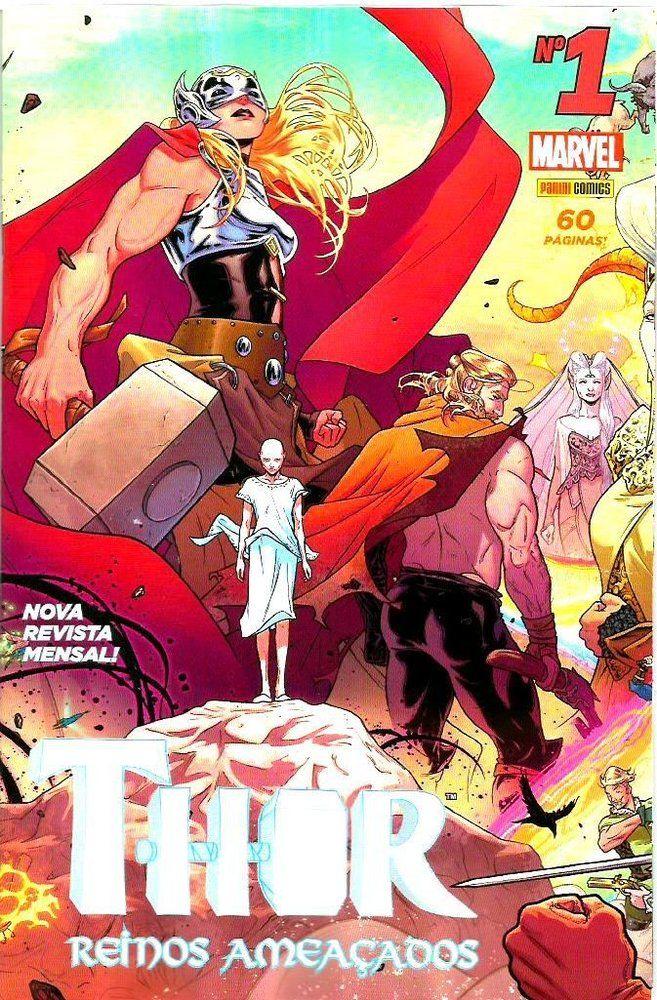 Thor - 1 I Reinos ameaçados