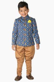 #Stylemylo #kidswear #kidsonlineshop #Onlineshopping #designerwear #indianwear #kidsfashion #kidsstyle #ethnickids #babiesclothes #rajasthan #royalsuit #pathani