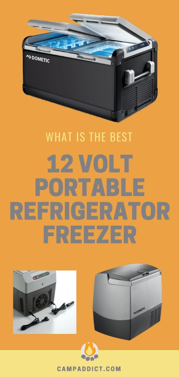 12 Volt Portable Refrigerator Reviews Portable Refrigerator Rv Camping Checklist Rv Stuff