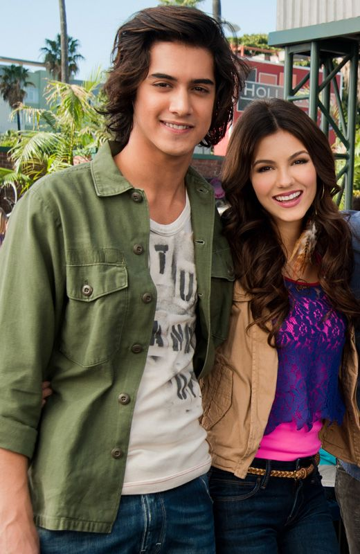 victoria justice and avan jogia - Google Search