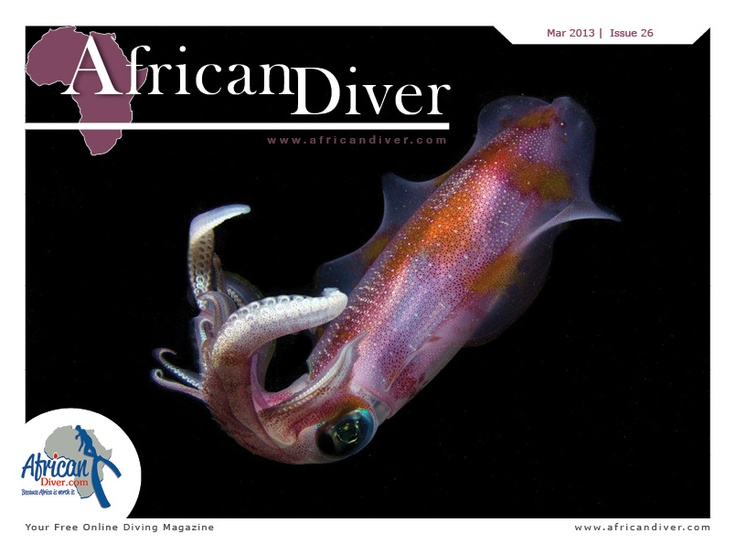 Issue 26: Download for free. http://africandiver.com/index.php/magazine/download-issues