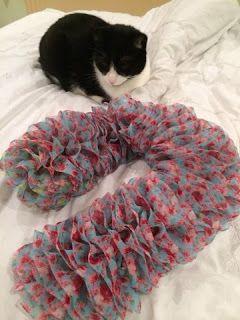 My Creative Corner: First Knitting Finish of the Year!