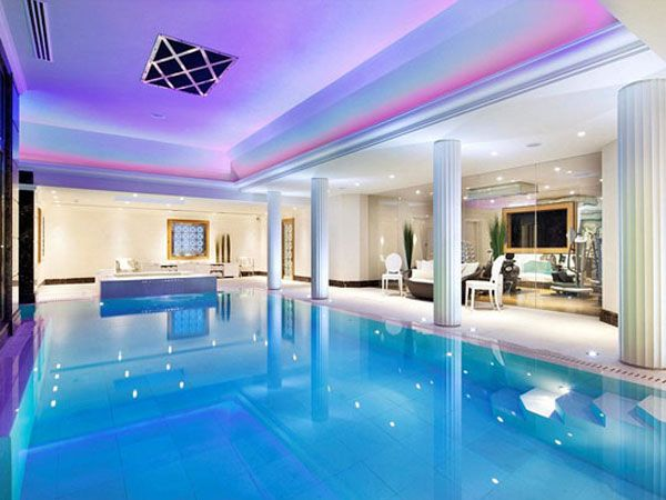 Big Houses With Swimming Pools Inside 10 best las casas mÁs bellas del mundo 6 images on pinterest | la