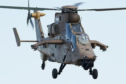 This Day in Aviation History April 27th, 1991 First flight of the Eurocopter ...