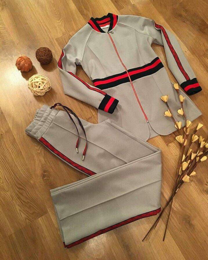 e56c1f4d Pin by Svitlana on спорт in 2019 | Женская спортивная одежда, Шикарная  одежда, Спортивная одежда
