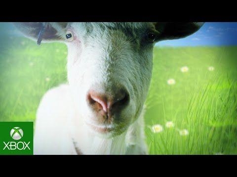 Goat Simulator headed to Xbox - http://www.continue-play.com/news/goat-simulator-headed-to-xbox/