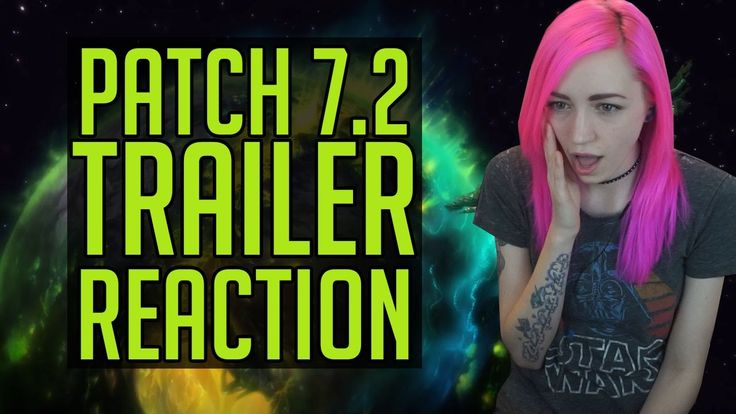 7.2 Trailer Reaction | Tomb of Sargeras | World of Warcraft