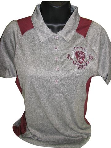 "Lambda Theta Alpha ""Hunger Games"" Polo"