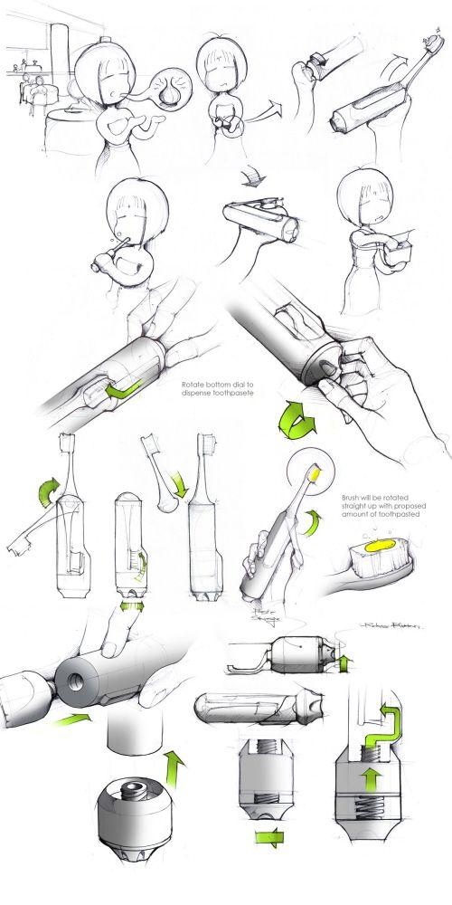 sketches by jihoon kim at coroflotcom product design - Product Design Ideas