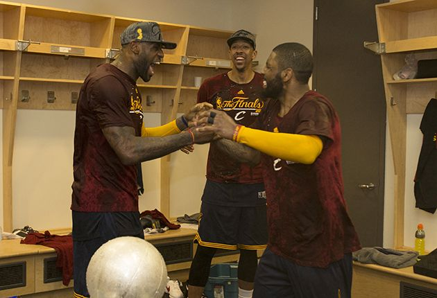 LeBron James needs Kyrie Irving to win NBA Finals