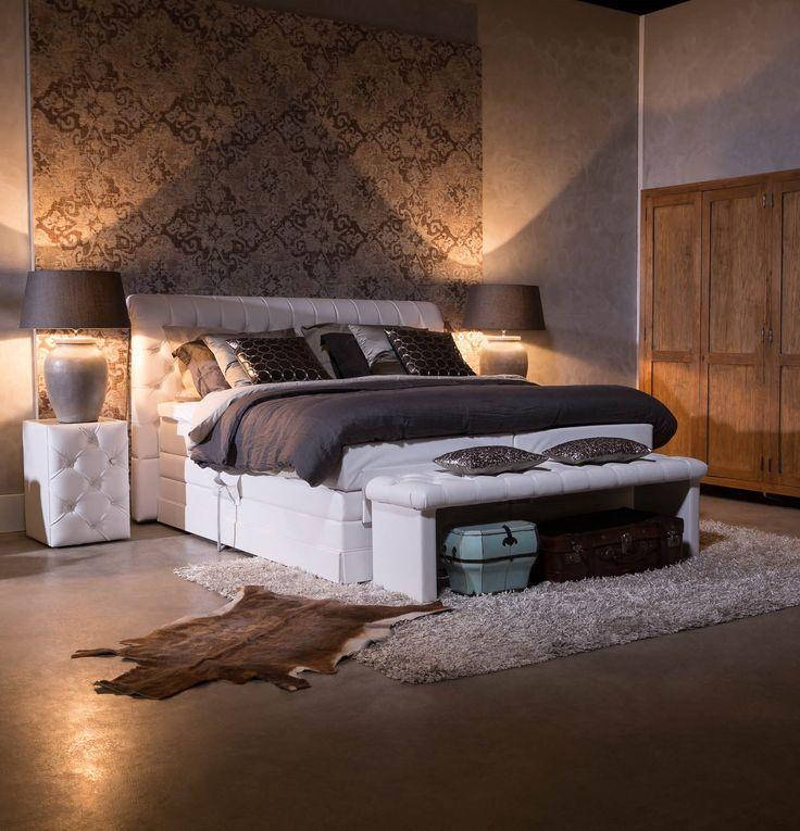 Picture idea 36 : Romantische slaapkamer voorbeelden landelijke behang