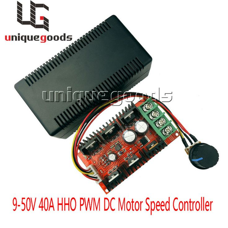 7 best pwm dc motor control images on Pinterest Motor speed