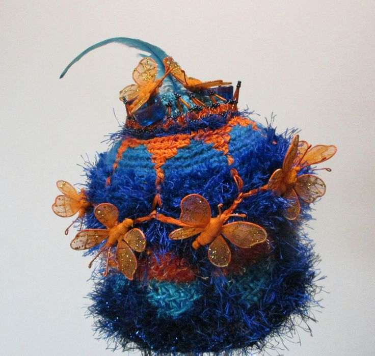 'Opposites Attract' Beaniefest 2015 theme .... sold from gallery