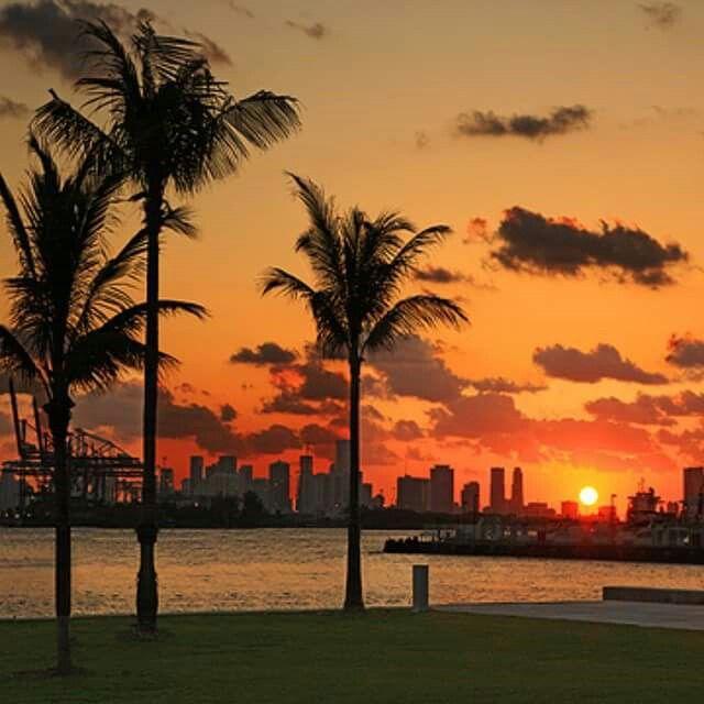 The 25 Best Miami Sunset Ideas On Pinterest