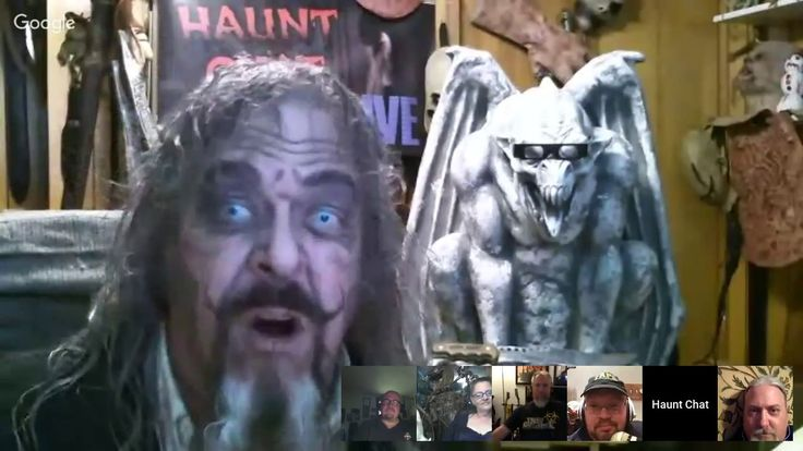 Haunt Chat Live - S1E5 - Big Scary Show: Haunt Chat Live Haunt Chat Live - S1E5 - Big Scary Show There are so many… More at hauntersweb.com