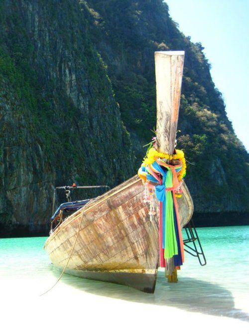 THAILAND | The Beach (Maya Cove) at Koh Phi Phi Ley