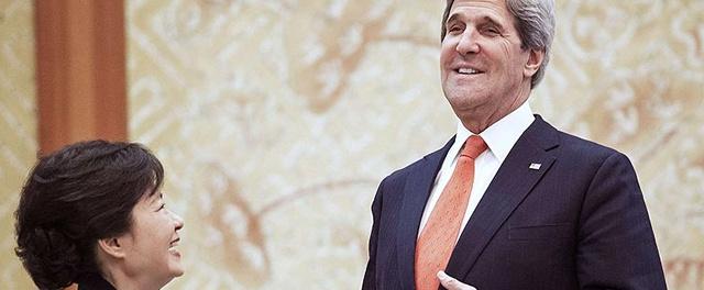 """Kerry advierte a Kim Jong-un que cometería un """"error enorme"""" si lanza un misil"""