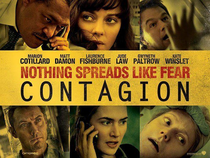 Contagion Film İncelemesi