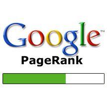 #Pagerank mis à jour aujourd'hui #Google Pagerank update