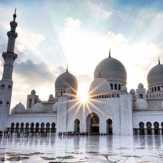 Tutta Fuffa Abu Dhabi - Viaggiare da Soli #inabudhabi