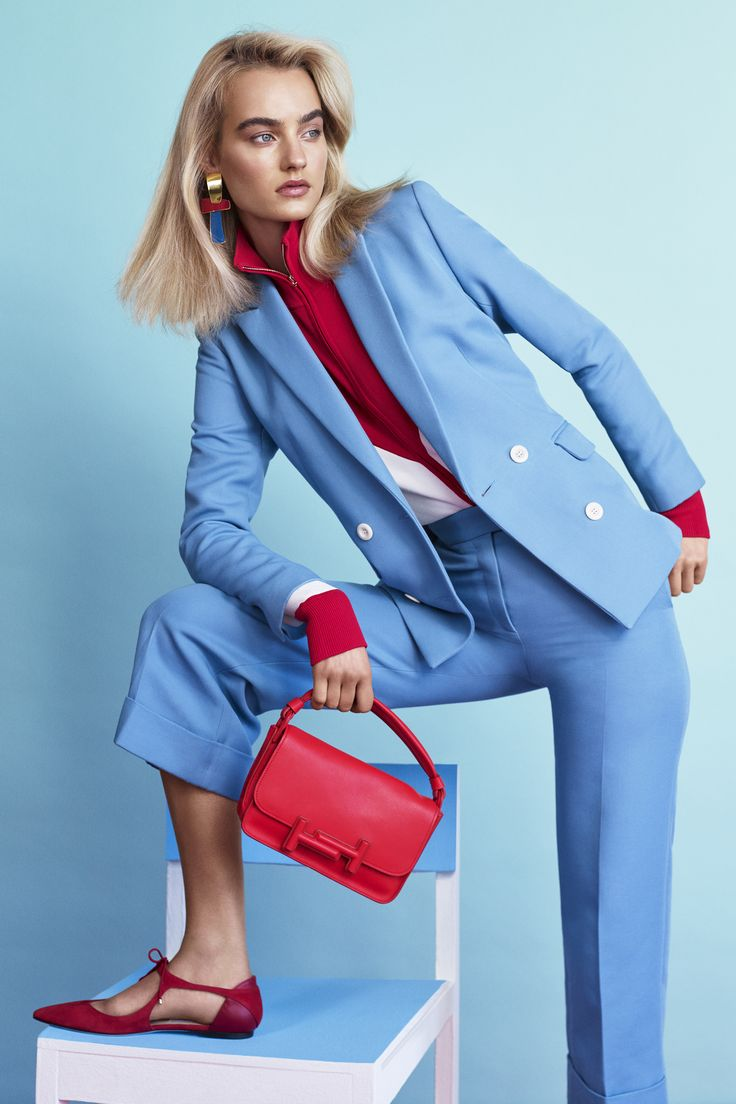 Inject your wardrobe with a dose of brightness this spring: