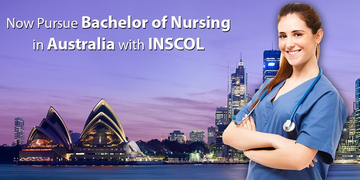 Now Pursue Bachelor of Nursing in Australia with INSCOL.