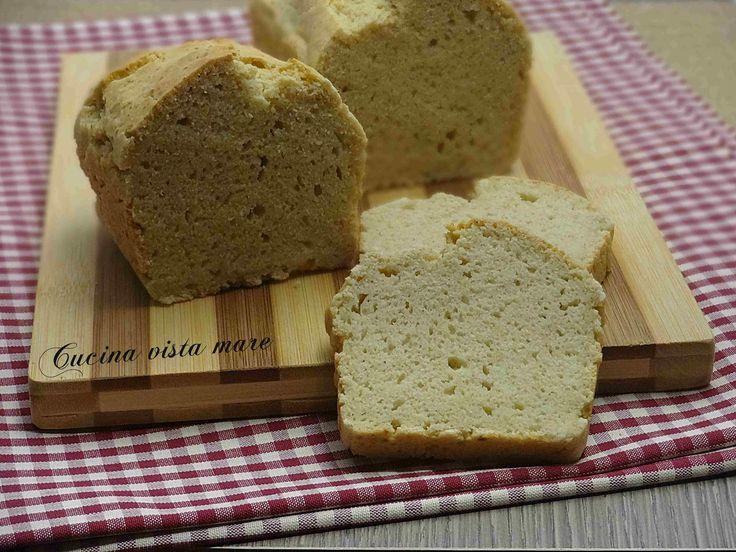Il pane di kamut e riso con lievito istantaneo è un'alternativa accettabile se si è intolleranti ma non si vuole rinunciare al gusto del pane morbido!