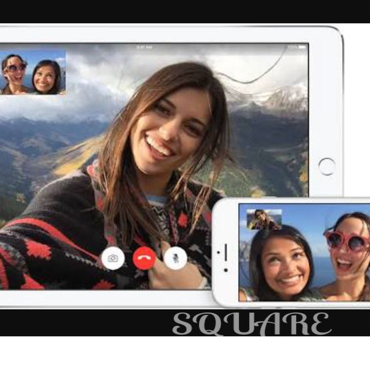 Connect with loved ones where-ever you go :-) #FaceTime