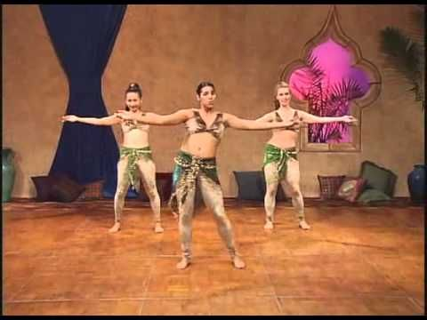 Desert Dreams - The Art of Belly Dance (workout) For Beginners wi Part 6