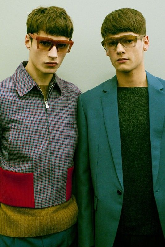 Prada AW13.....this might be high fashion, but I fail to se how this is attractive in the slightest