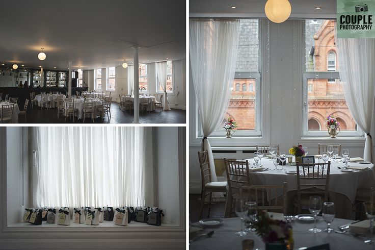 room all looking lovely at Fallon & Byrne. Real Wedding by Couple Photography
