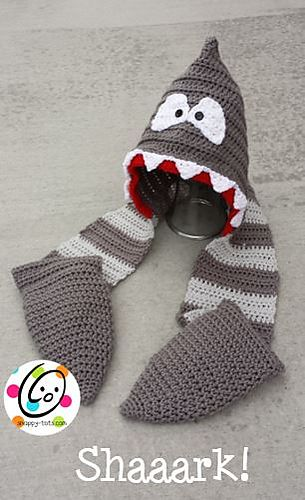 Knitted Shark Pattern Image Collections Knitting Patterns Free
