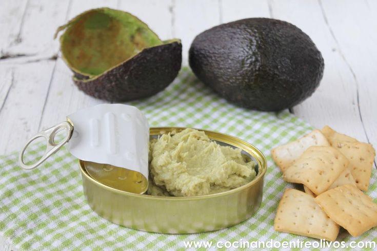 Pate facil de bonito y aguacate www.cocinandoentreolivos.com (1)