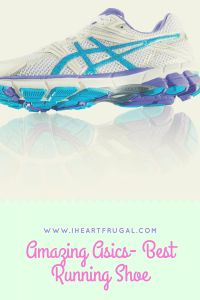 Amazing Asics - Best Shoe for Runners - Iheartfrugal