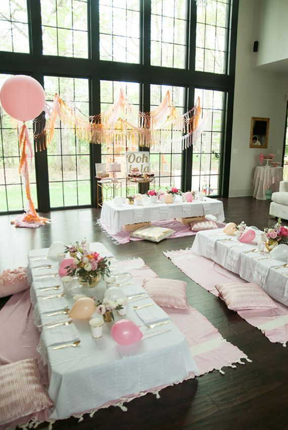 """""""Picnic"""" 5th Birthday by A Charming Fete"""