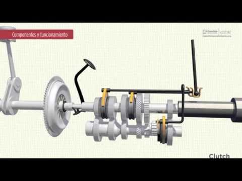 Vídeo de Transmisión Manual y Caja de Cambios - Componentes y Funcionamiento   Mecánica Automotriz