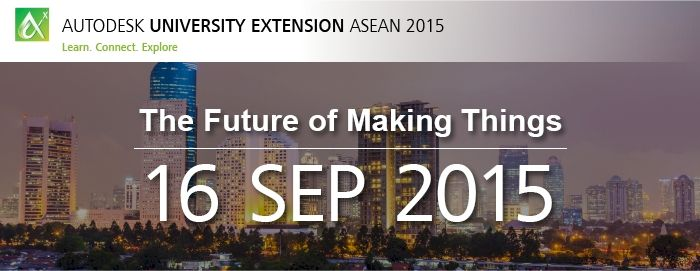 Save the Date to AUx ASEAN 2015