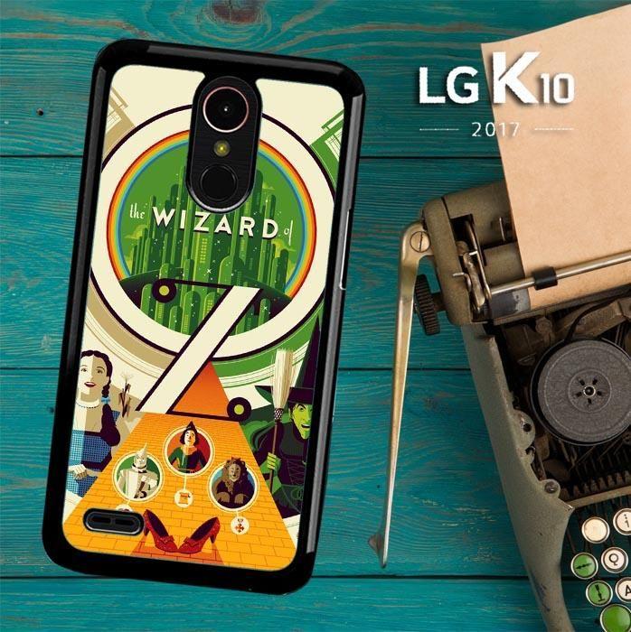 Wizard Of Oz Wallpaper Y0974 LG K10 2017 / LG K20 Plus / LG Harmony Case