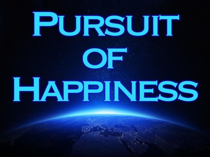 "Our job is not to just pursue happiness but to pursue the ONE that gives us happiness.   ""Take delight in the Lord and he will give you the desires of your heart."" Psalm 37:4 - http://ift.tt/1HQJd81"